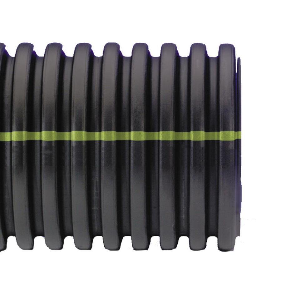 ADS 12-in x 20-ft Corrugated Culvert Pipe