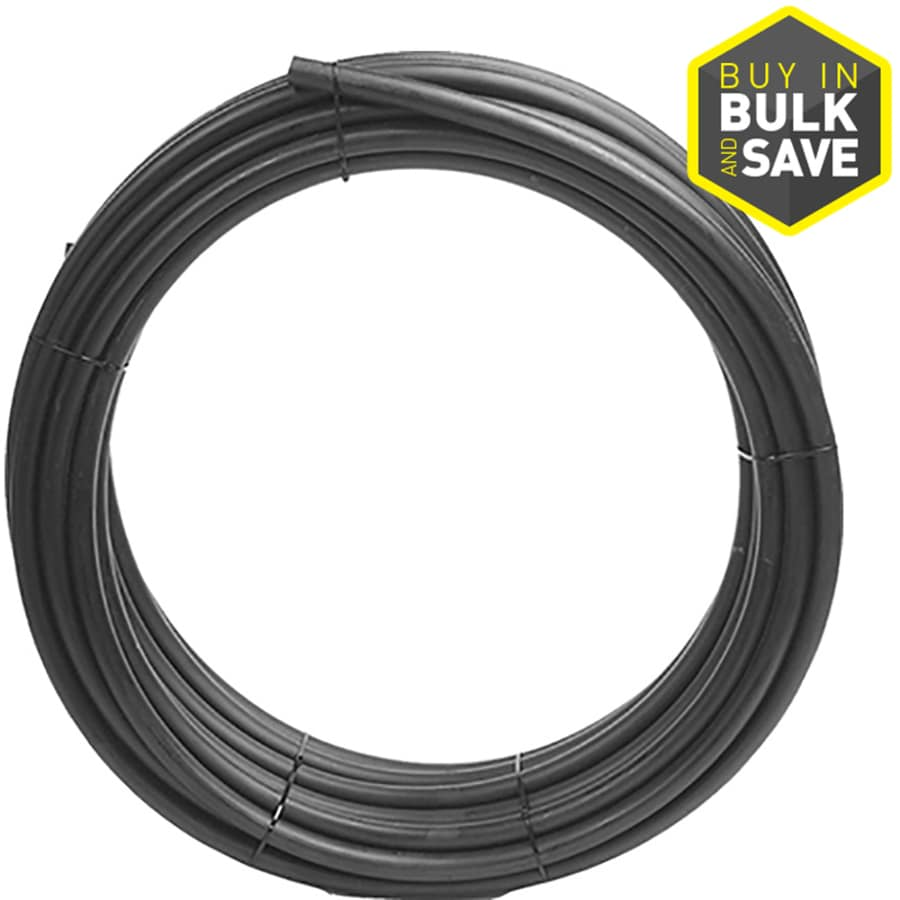ADS 3/4-in x 100-ft 160-PSI Plastic Coil Pipe