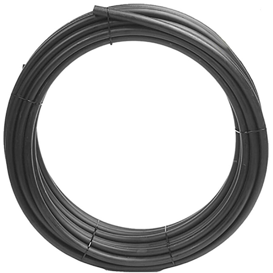 ADS 1-1/4-in x 100-ft 100-PSI Plastic Coil Pipe