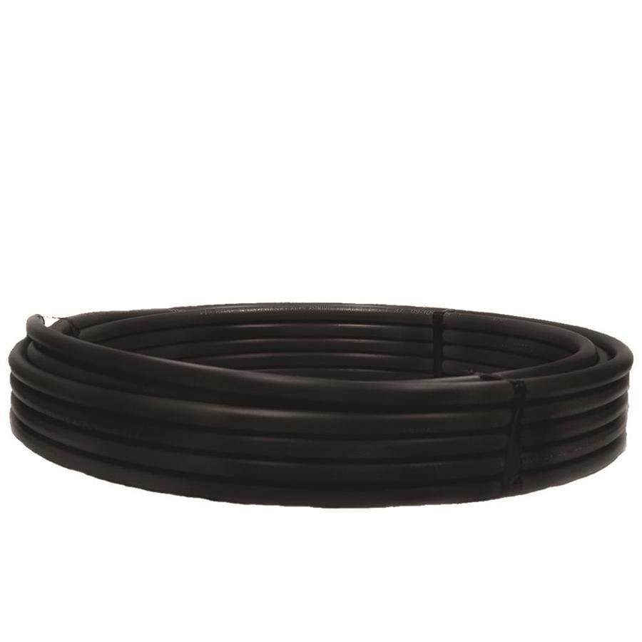 ADS 1-1/4-in x 300-ft 160-PSI Plastic Coil Pipe