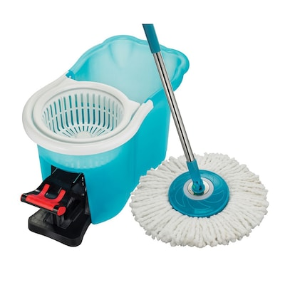 Hurricane Spin Wet Mop At Lowes Com