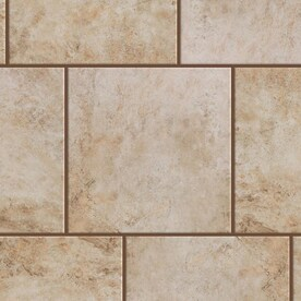 Style Selections Mesa Beige 18-in x 18-in Porcelain Tile (Common: 18-in x 18-in; Actual: 17.75-in x 17.75-in)