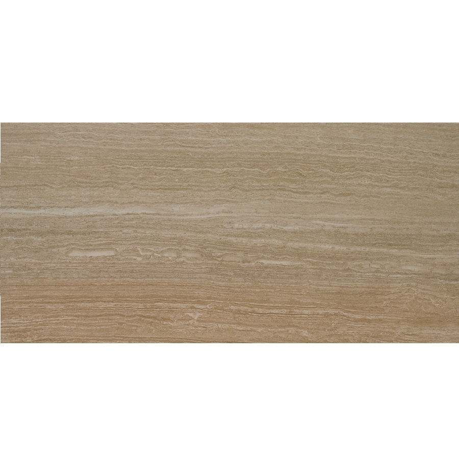 Shop Style Selections 7-Pack 12-in x 24-in Leonia Sand Glazed ...