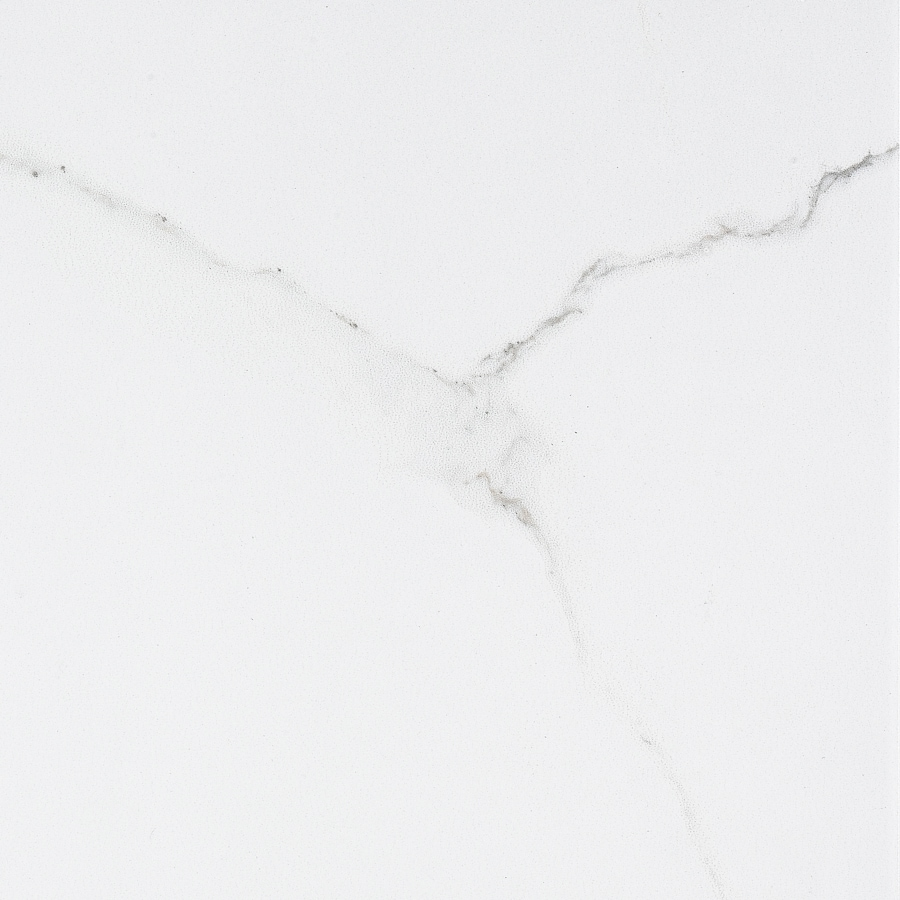 Style Selections Calacatta White Porcelain Floor And Wall Tile Common 6 In X