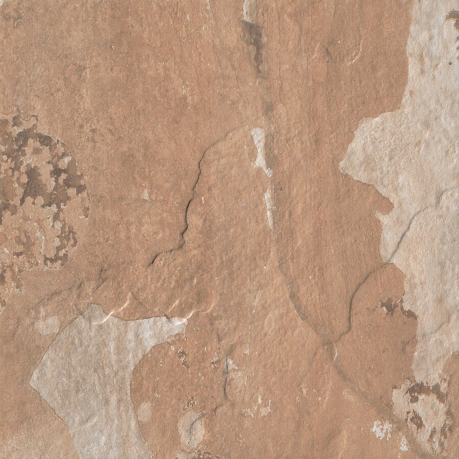 FLOORS 2000 Afrika 6-Pack Dakar Porcelain Floor and Wall Tile (Common: 18-in x 18-in; Actual: 17.91-in x 17.91-in)