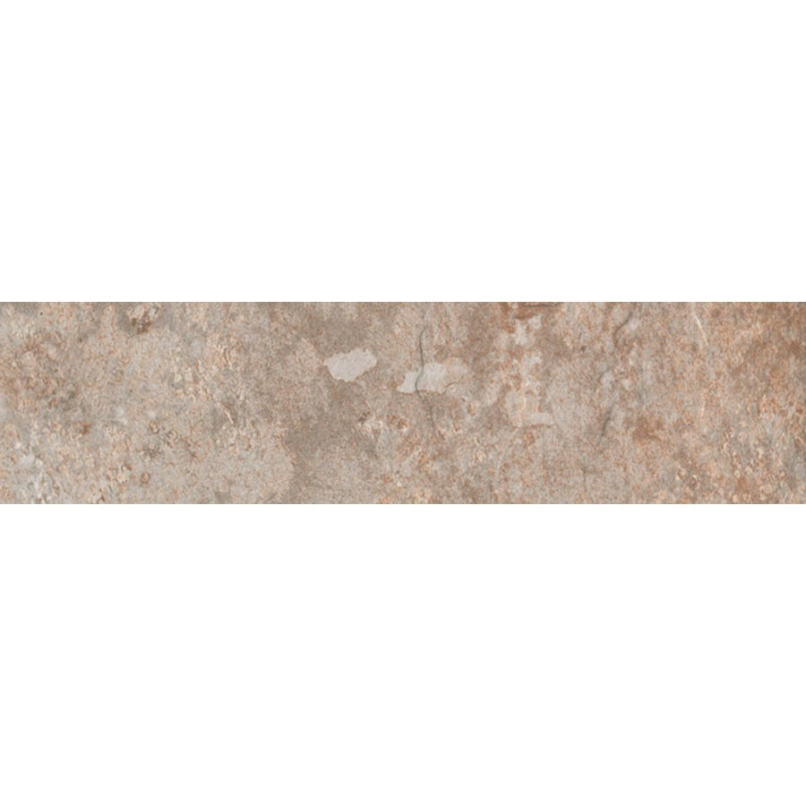 FLOORS 2000 Afrika Cairo Porcelain Bullnose Tile (Common: 3-in x 12-in; Actual: 3-in x 11.81-in)