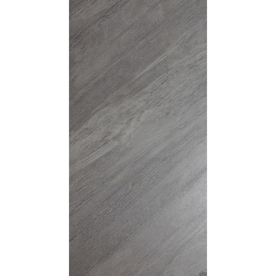 FLOORS 2000 Galaxy 7-Pack Grigio Porcelain Floor and Wall Tile (Common: 12-in x 24-in; Actual: 12-in x 24-in)