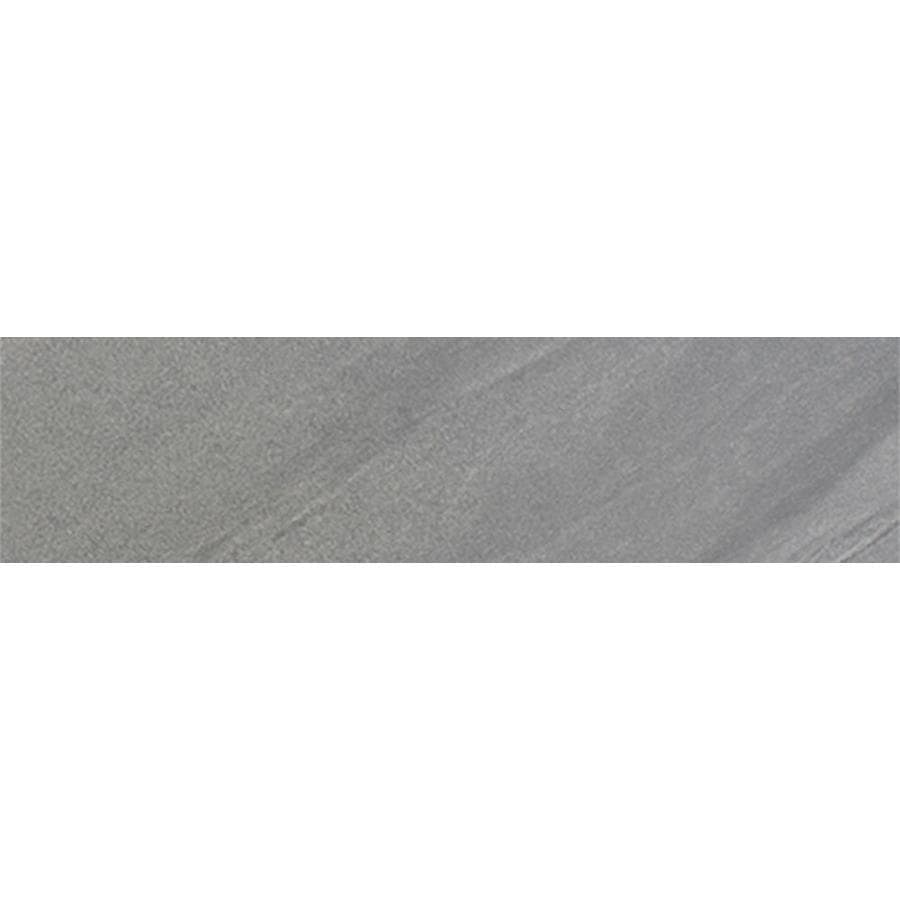 FLOORS 2000 Galaxy Grigio Porcelain Bullnose Tile (Common: 3-in x 12-in; Actual: 3-in x 11.92-in)