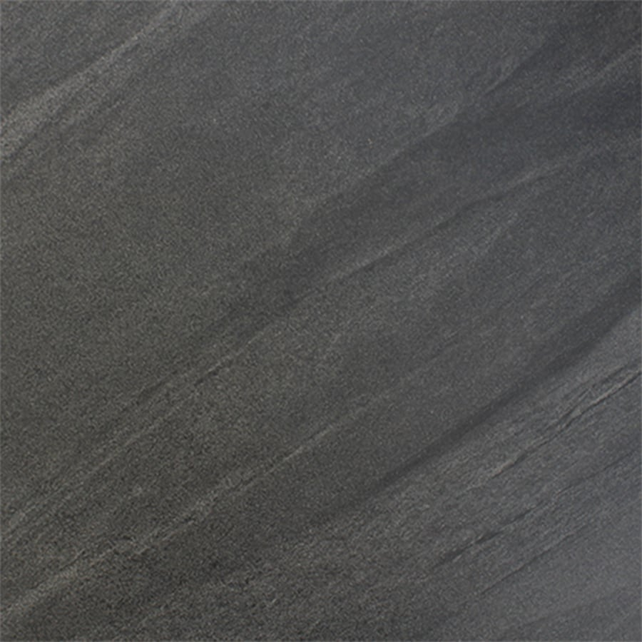 FLOORS 2000 Galaxy 14-Pack Nero Porcelain Floor and Wall Tile (Common: 12-in x 12-in; Actual: 12-in x 12-in)