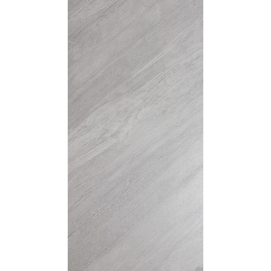 FLOORS 2000 Galaxy 7-Pack Silver Porcelain Floor and Wall Tile (Common: 12-in x 24-in; Actual: 12-in x 24-in)