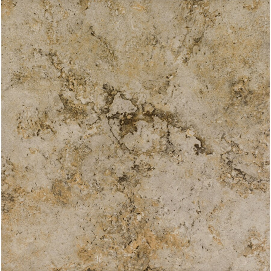 FLOORS 2000 Corfinio 13-Pack Fresco Porcelain Floor and Wall Tile (Common: 12-in x 12-in; Actual: 11.92-in x 11.92-in)