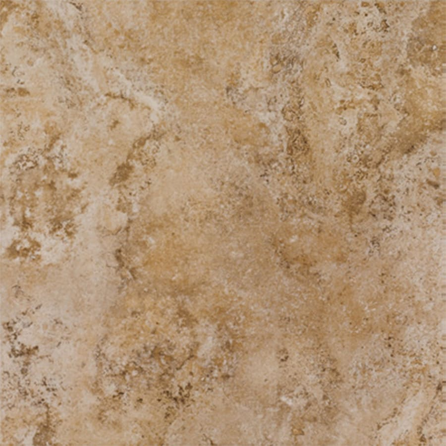 FLOORS 2000 Tiburstone 6-Pack Blend Porcelain Floor and Wall Tile (Common: 18-in x 18-in; Actual: 17.91-in x 17.91-in)