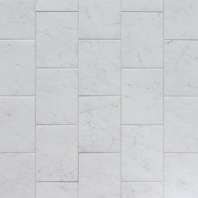 Glazed Porcelain Marble Look Tile