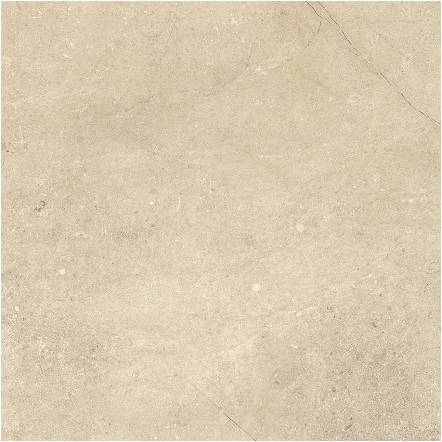 Style Selections Logical Honey Porcelain Floor and Wall Tile (Common: 24-in x 24-in; Actual: 23.75-in x 23.75-in)