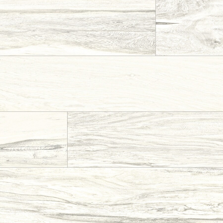 White Patio Stone (Common: 24 In X 24 In; Actual: