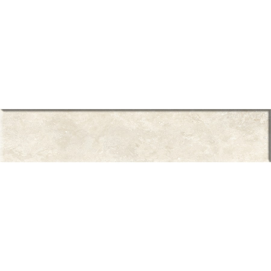Style Selections 11.75-in x 2.75-in Bullnose Tile