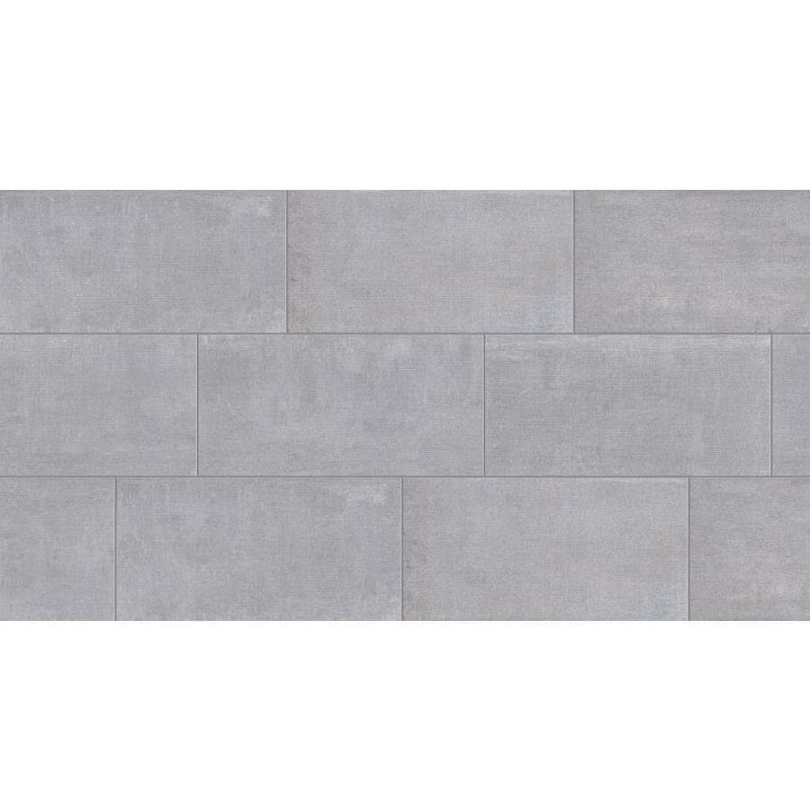 Shop Style Selections Argyle Pearl Slip Resistance Floor And Wall