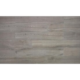 TRUE PORCELAIN CO. Pacific Coast Ash 6-in x 36-in Porcelain Wood Look Floor and Wall Tile (Common: 6-in x 36-in; Actual: 5.75-in x 35.75-in)