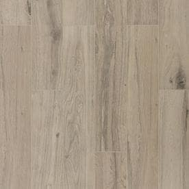 TRUE PORCELAIN CO. Pacific Coast Alder 6-in x 36-in Porcelain Wood Look Floor and Wall Tile (Common: 6-in x 36-in; Actual: 5.75-in x 35.75-in)
