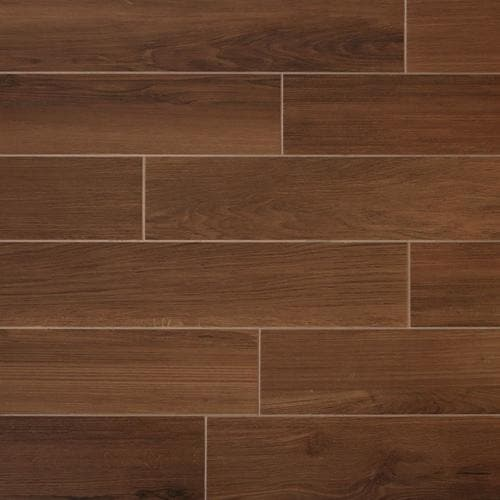Glossy Brown Laminate Texture