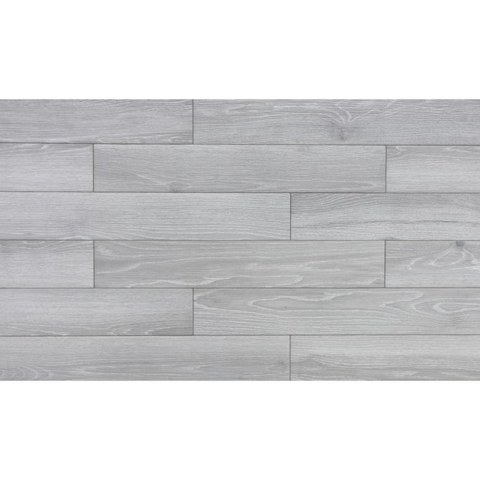 True Porcelain Co Aspen Light Grey 6