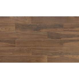 Style Selections Woods Natural 6 In X 24 In Glazed Porcelain Wood Look Floor Tile In The Tile Department At Lowes Com