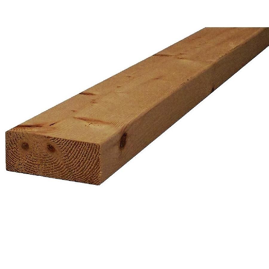 (Common: 4-in x 10-in x 8-ft; Actual: 3.5-in x 9.5-in x 8-ft) Doug Fir Lumber