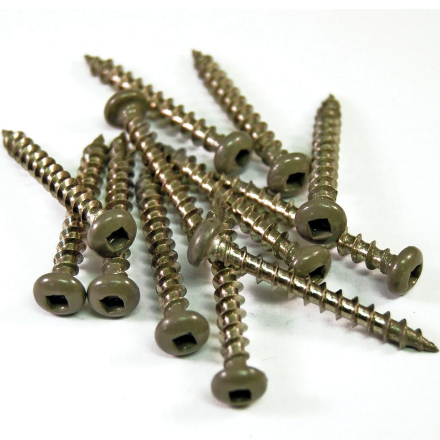 Barrette Lattice Screw