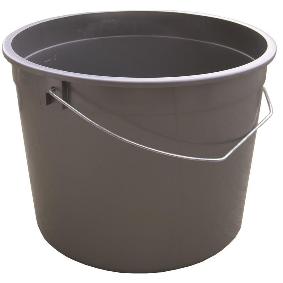 Shop Encore Plastics 5 Quart Residential Bucket At Lowes Com