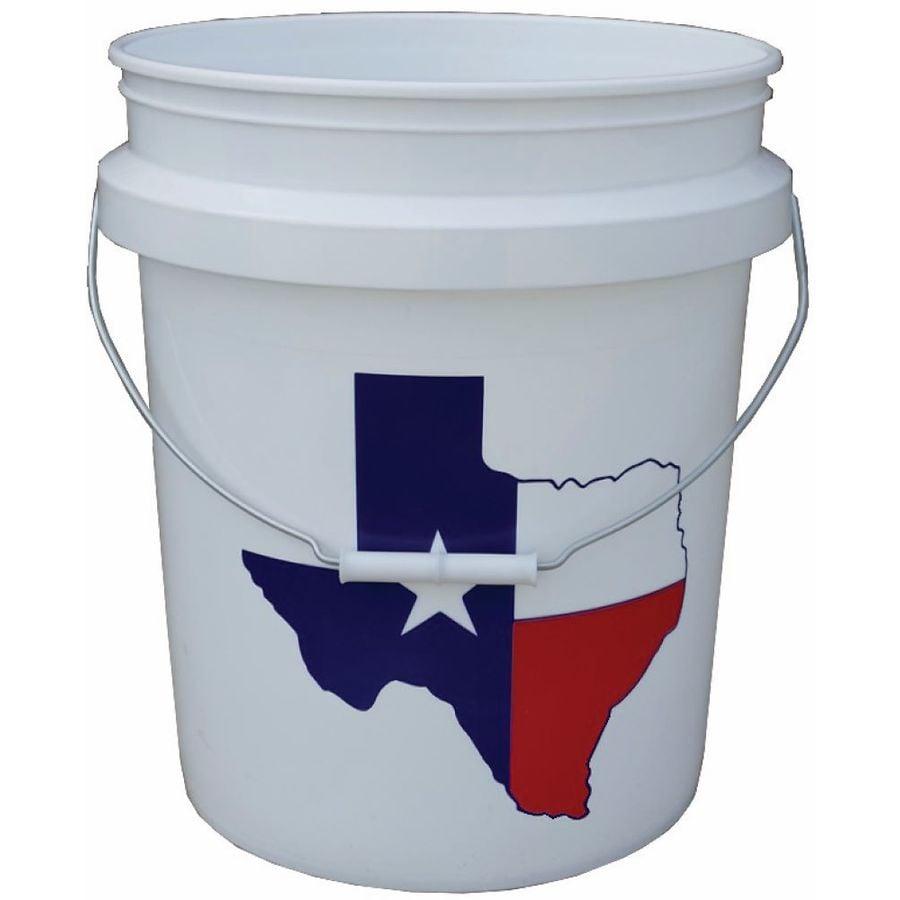 Encore Plastics 5-Gallon Commercial Food Grade General Bucket