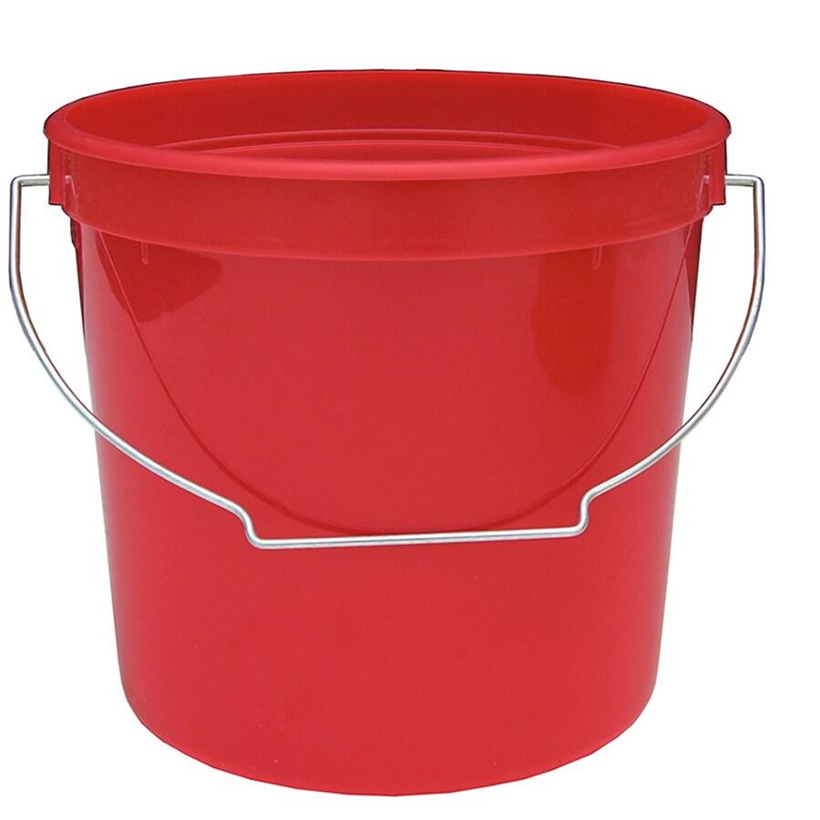 Encore Plastics 2.5-Quart Residential Bucket