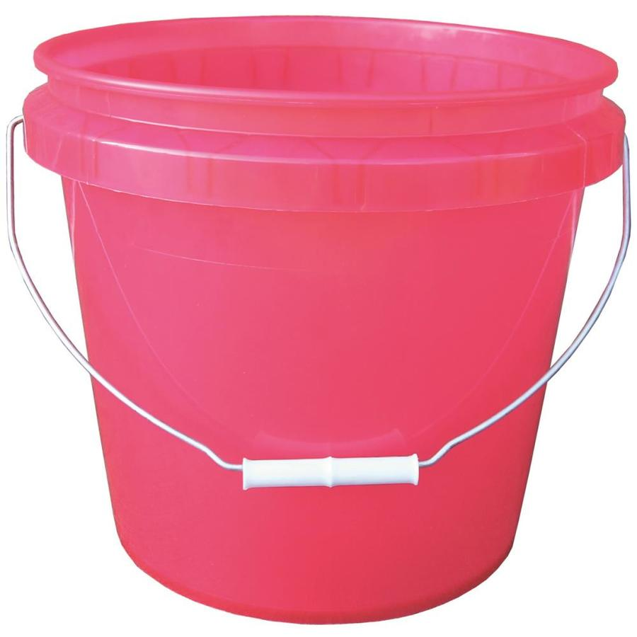 Shop Encore Plastics 35 Gallon Residential Bucket at Lowescom