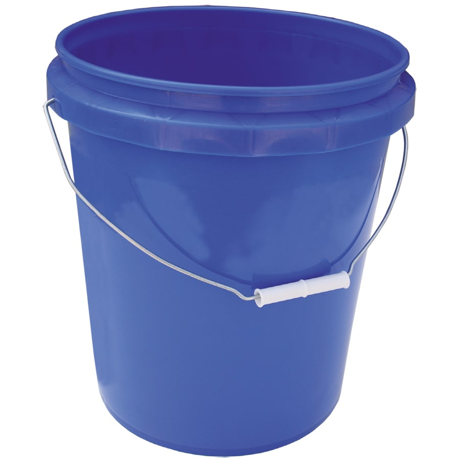 Encore Plastics 5-Gallon Polyethylene Industrial Pail
