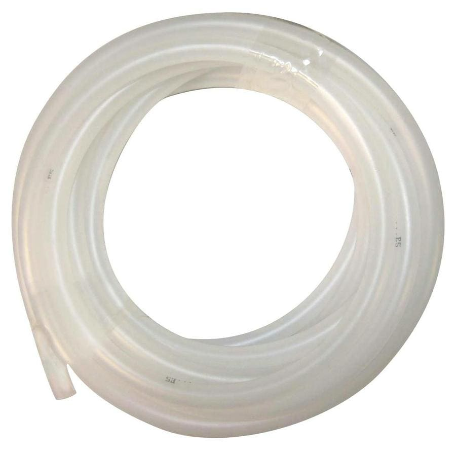 Watts 1/4-in x 25-ft Polyethylene Polyethylene Tubing