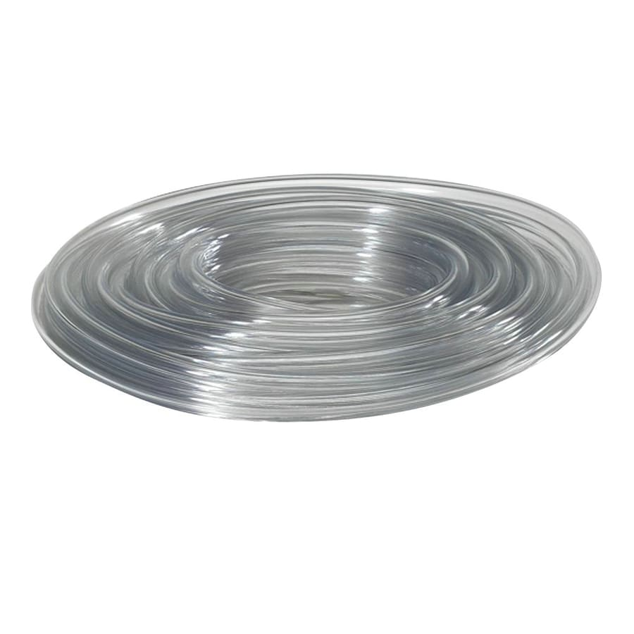 Watts 3/4-in x 10-ft PVC Clear Vinyl Tubing