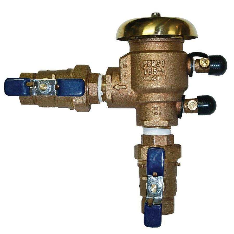 FEBCO Bronze Female Vacuum Breaker