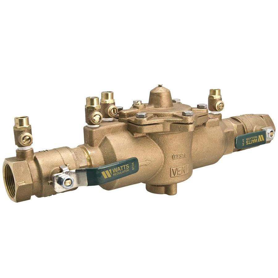 Watts Bronze Female Backflow Preventer