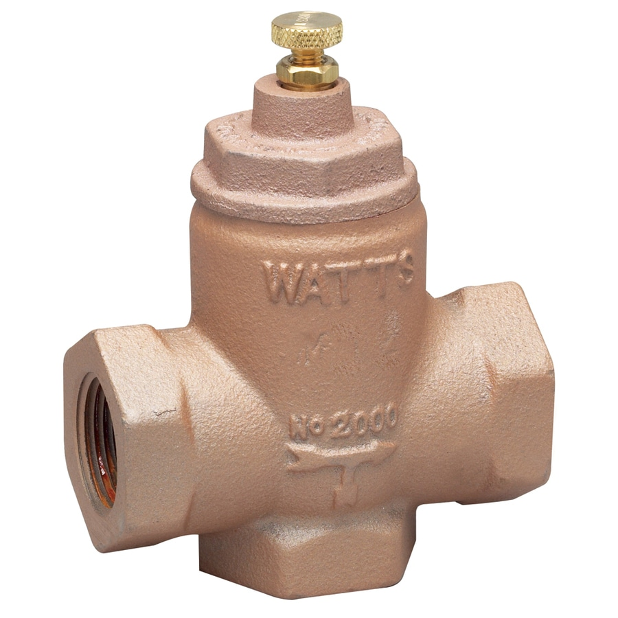 Watts 3/4 IN Hydronic Two-way Flow Check
