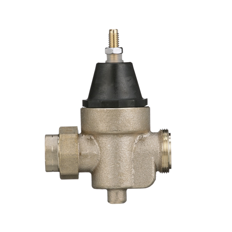shop watts brass female pressure reducing valve at. Black Bedroom Furniture Sets. Home Design Ideas