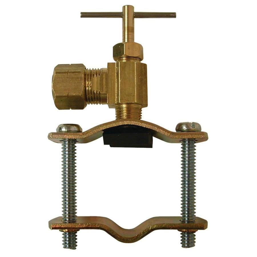 Watts 125-PSI Braided Rough Brass Ice Maker Connector