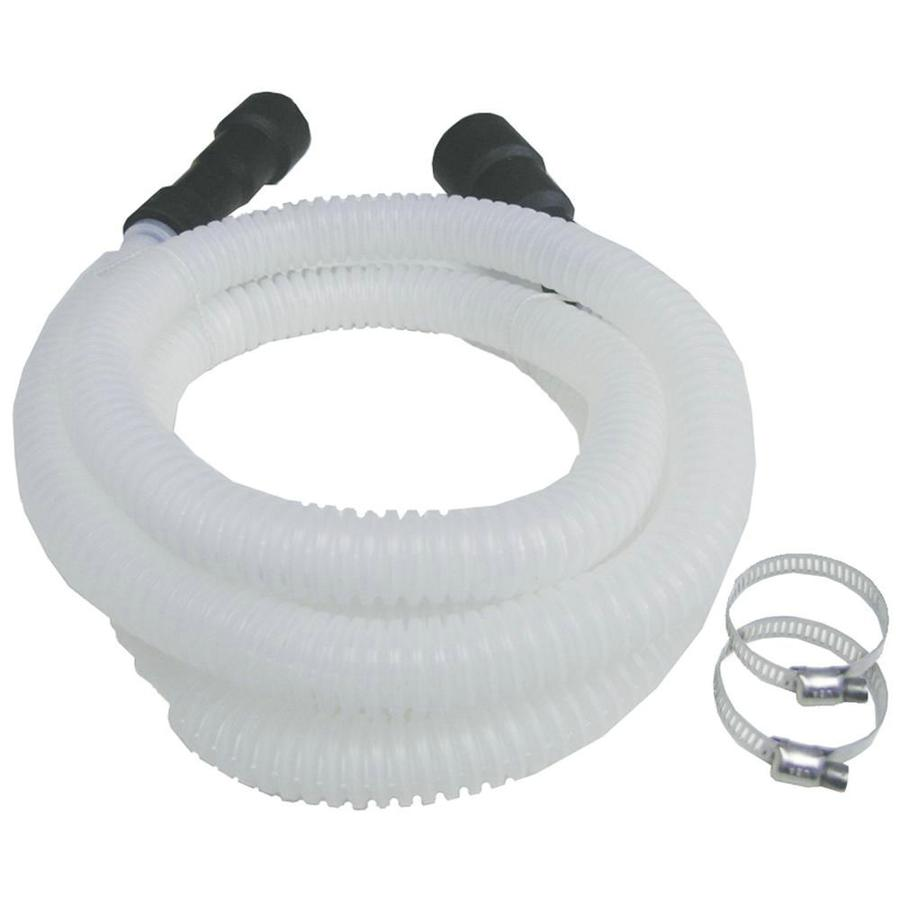 Watts 6-ft Corrugated PVC Dishwasher Drain Hose