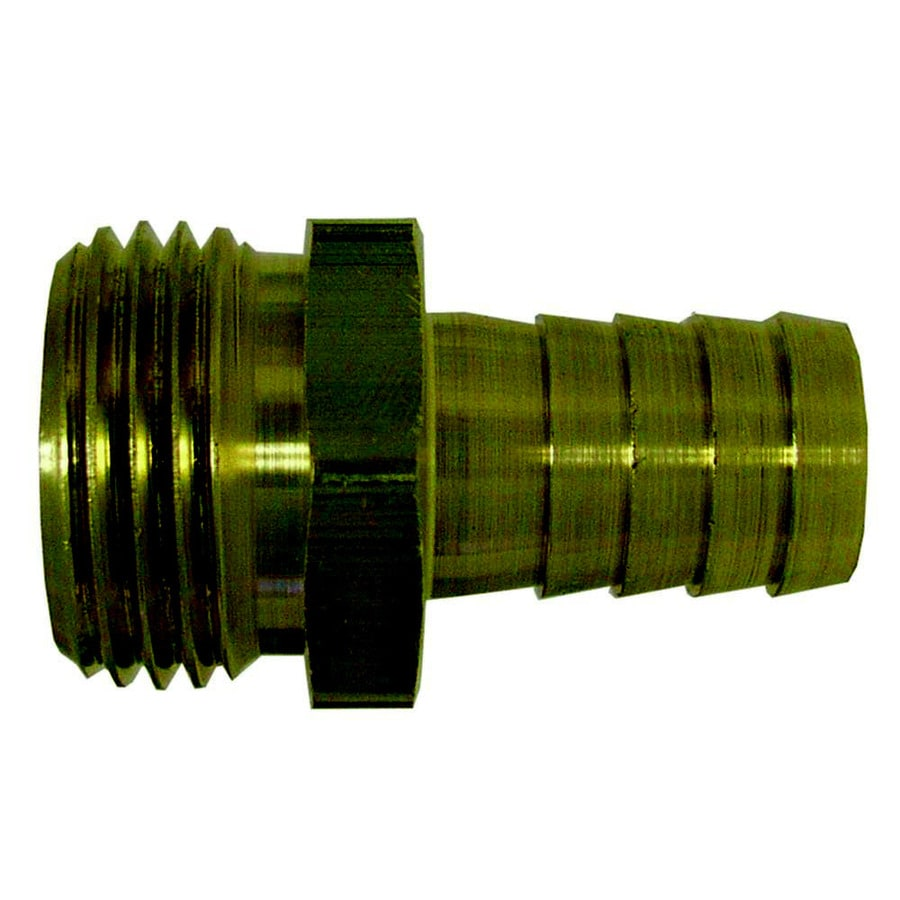 Shop watts in barbed barb garden hose
