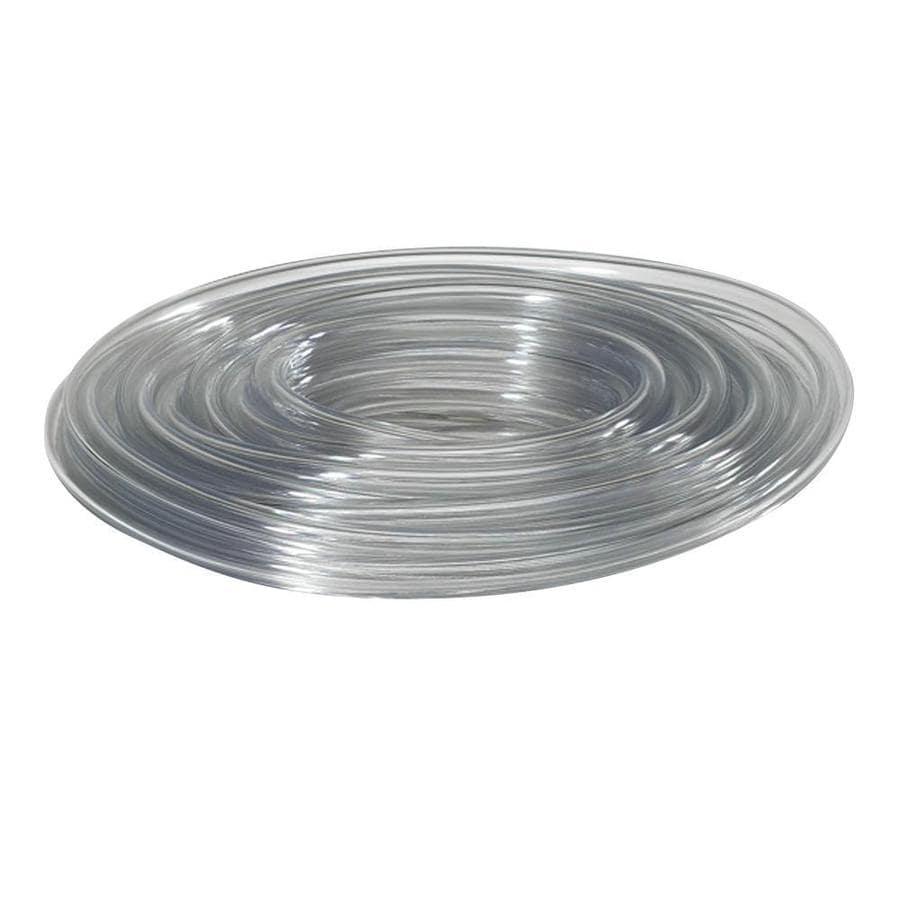 Watts 5/16-in x 10-ft PVC Clear Vinyl Tubing