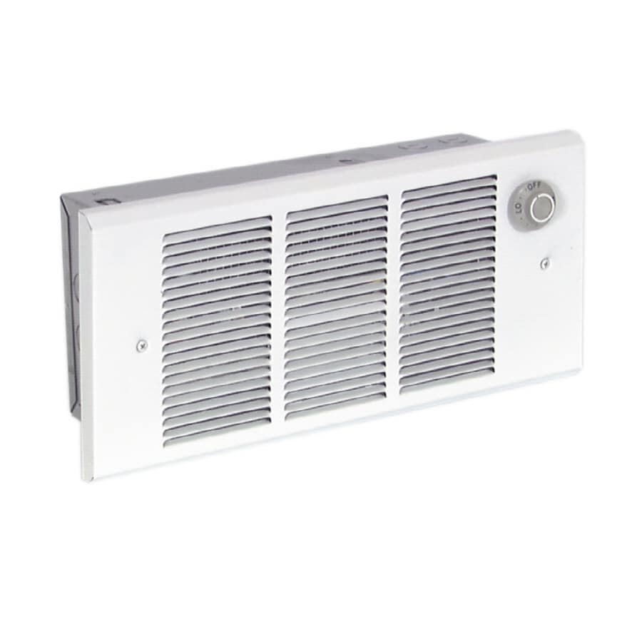 Fahrenheat 2,000-Watt 240-Volt Forced Air Heater (16.875-in L x 7.75-in H Grille)
