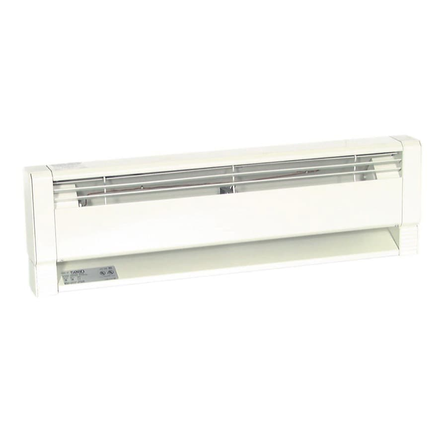 Fahrenheat 34-in 240-Volt 750-Watt Hydronic Electric Baseboard Heater