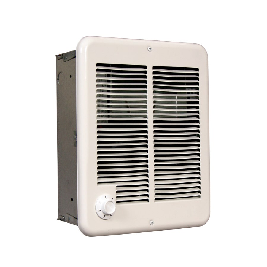 Shop Fahrenheat 1 500 Watt 120 Volt Forced Air Heater 10