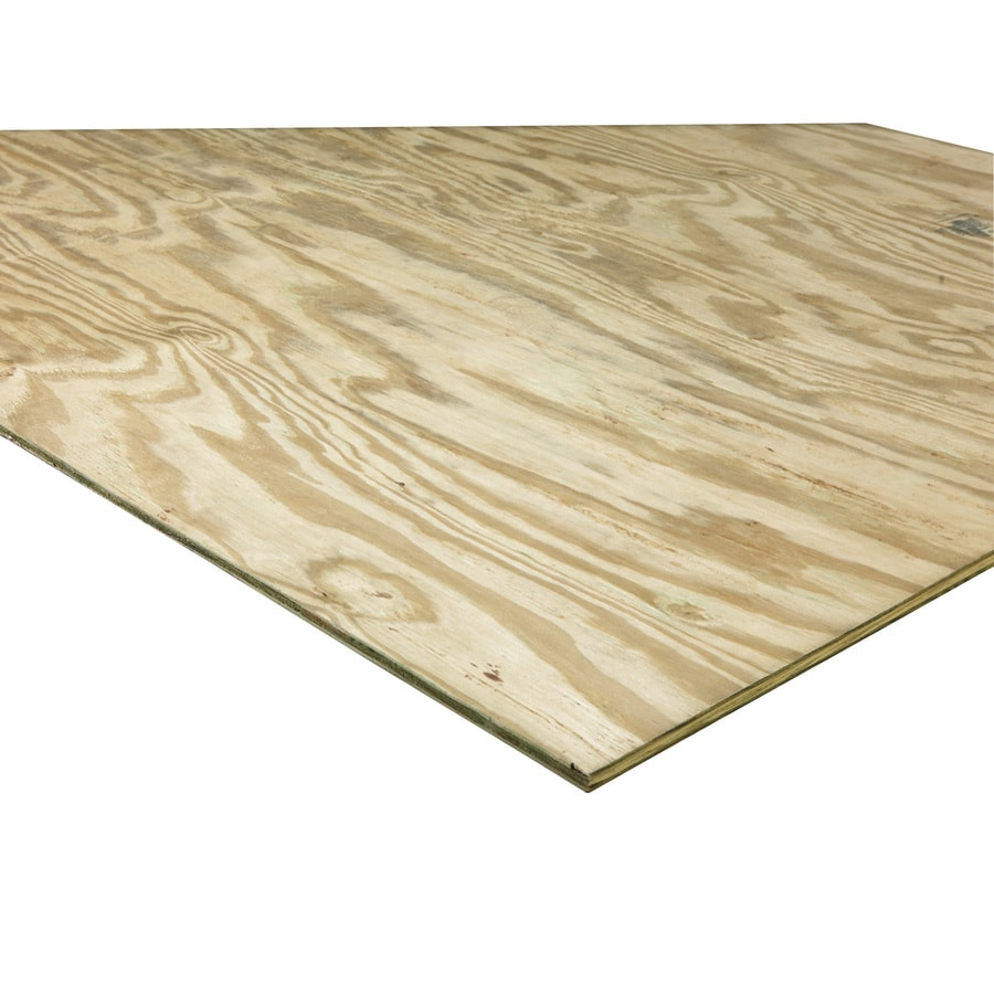 Severe Weather 15/32 CAT PS1-09 Structural Plywood