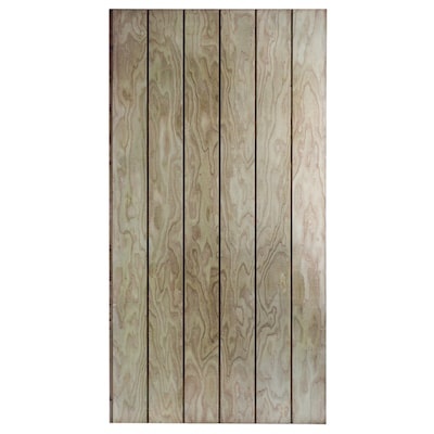 Siding Plywood At Lowes Com