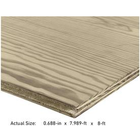 Shop Plywood Underlayment Plywood At Lowes