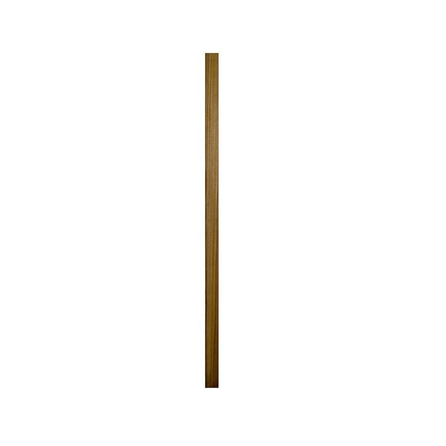 Top Choice Redwood Deck Baluster (Common: 2-in x 2-in x 36-in; Actual: 1.37-in x 1.37-in x 3-ft)